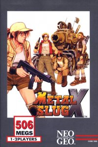 Metal Slug X per Neo Geo
