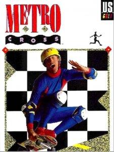 Metro Cross per Commodore 64
