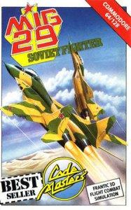 Mig-29 Soviet Fighter per Commodore 64