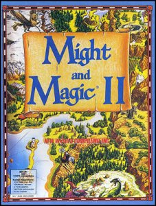 Might and Magic II: Gates to Another World per Commodore 64