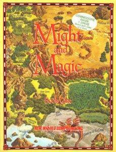 Might and Magic: Book I per Commodore 64