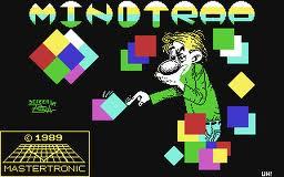 Mindtrap per Commodore 64