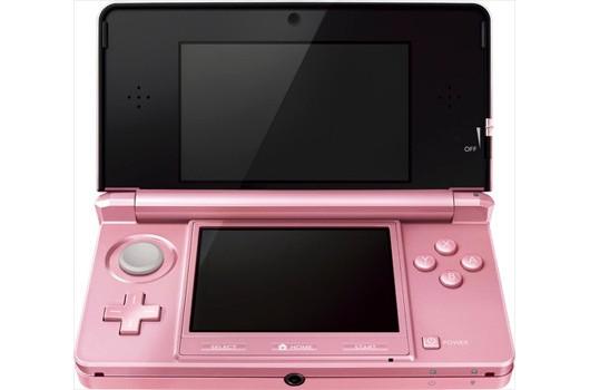 TGS 2011 - Il 3DS rosa