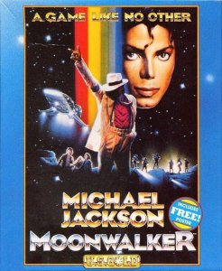 Moonwalker per Commodore 64