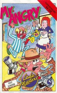 Mr. Angry per Commodore 64