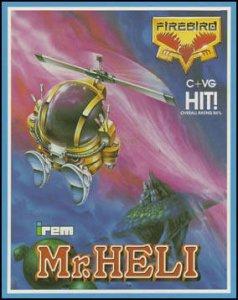 Mr. Heli per Commodore 64