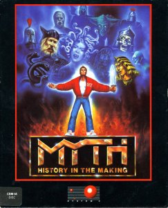 Myth: History in the Making per Commodore 64