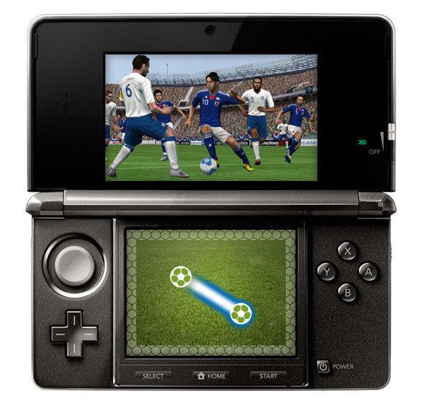 La versione 3DS di Pro Evolution Soccer 2012 avrà l'online