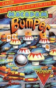 Macadam Bumper per Commodore 64