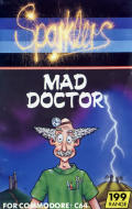 Mad Doctor per Commodore 64