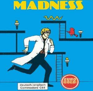Madness per Commodore 64