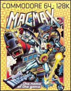 Mag Max per Commodore 64
