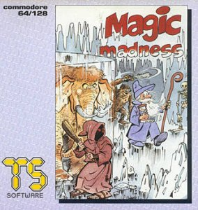 Magic Madness per Commodore 64