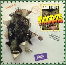 Mail Order Monsters per Commodore 64