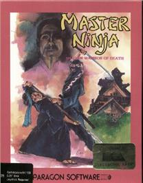 Master Ninja: Shadow Warrior of Death per Commodore 64