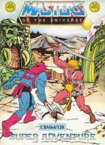 Masters of the Universe: Super Adventure per Commodore 64