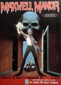 Maxwell Manor: Skull of Doom per Commodore 64