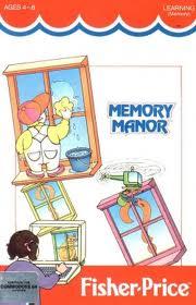 Memory Manor per Commodore 64