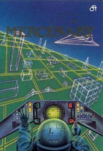 Mercenary per Commodore 64