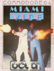 Miami Vice per Commodore 64