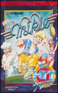 Mikie per Commodore 64