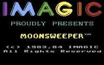 Moonsweeper per Commodore 64