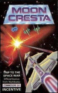 Moon Cresta per Commodore 64