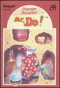 Mr. Do! per Commodore 64