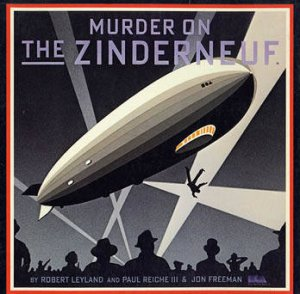 Murder on the Zinderneuf per Commodore 64