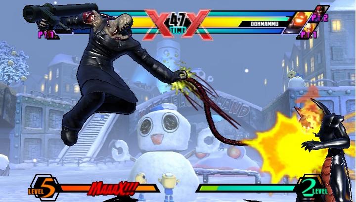 Un DLC gratuito per Ultimate Marvel Vs. Capcom 3