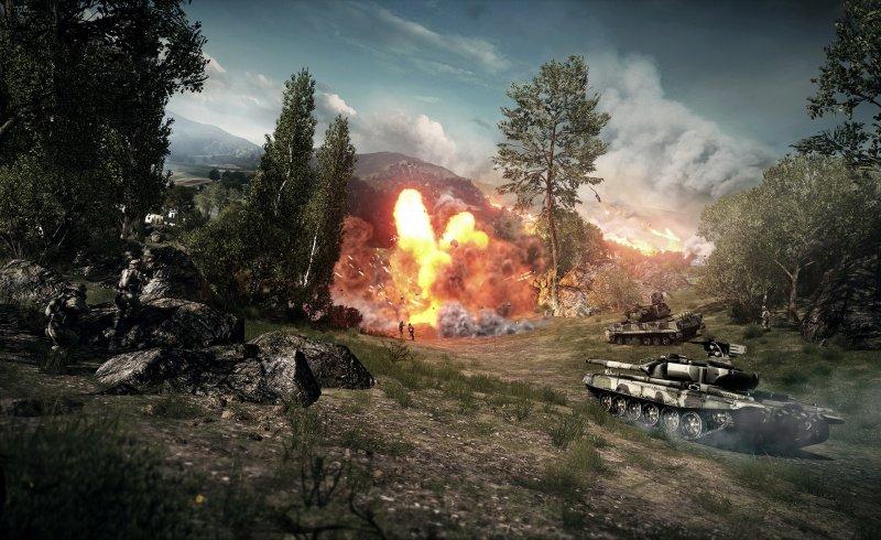 PS3 avrà l'esclusiva di una settimana sulle espansioni di Battlefield 3
