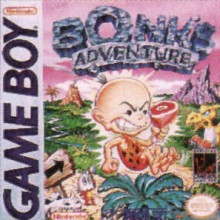 Bonk's Adventure per Game Boy