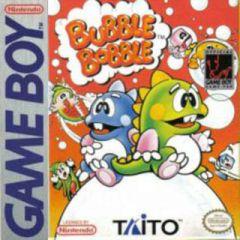 Bubble Bobble per Game Boy