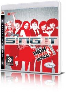 Disney Sing It: High School Musical 3: Senior Year per PlayStation 3