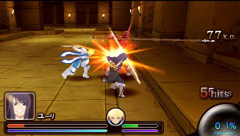 TGS 2011 - Confermato Tales of the Heroes: Twin Brave