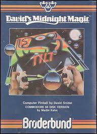 Midnight Magic per Commodore 64