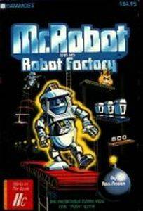 Mr. Robot and His Robot Factory per Commodore 64