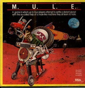M.U.L.E. per Commodore 64