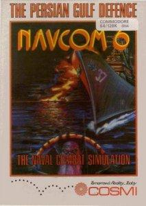 Navcom Six: The Gulf Defence per Commodore 64