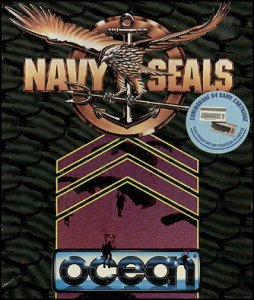 Navy Seals per Commodore 64