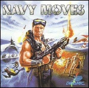 Navy Moves per Commodore 64