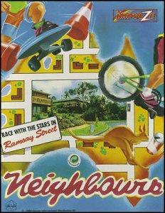 Neighbours per Commodore 64