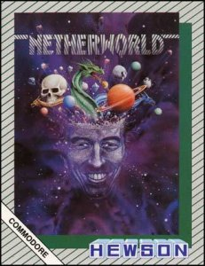 Netherworld per Commodore 64