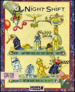 Night Shift per Commodore 64