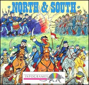 North & South per Commodore 64