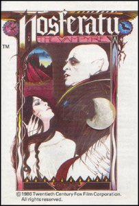 Nosferatu the Vampyre per Commodore 64