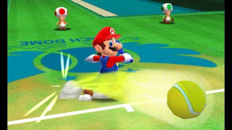 La soluzione di Mario Tennis Open