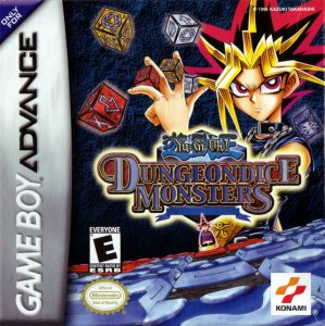 Yu-Gi-Oh! Dungeon Dice Monsters per Game Boy Advance