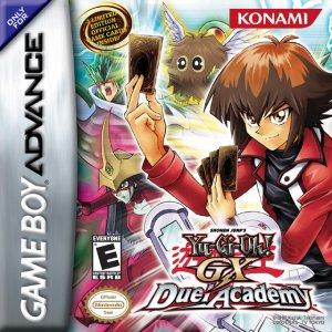 Yu-Gi-Oh! GX Dual Academy per Game Boy Advance