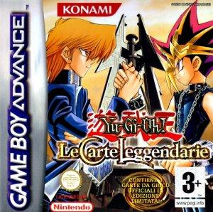 Yu-Gi-Oh! Le Carte Leggendarie per Game Boy Advance